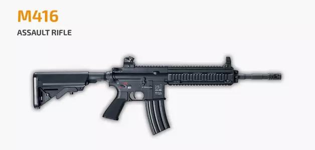 5 лучших штурмовых винтовок в PUBG Mobile
